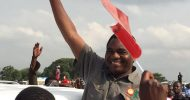 Pictures: HH makes final push for presidency with mammoth Mandevu rally