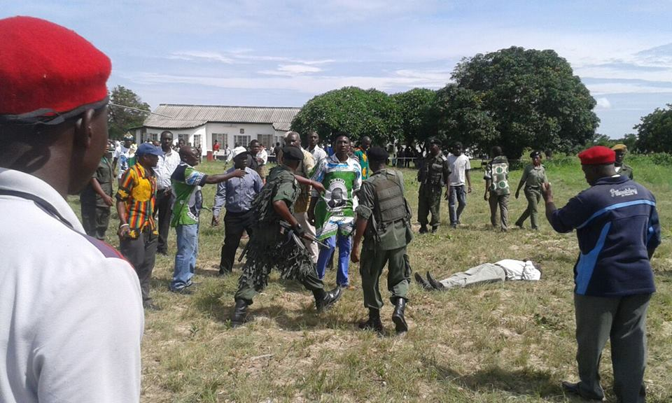 UPND official feared dead