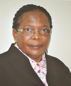 Justice Ireen Mambilima