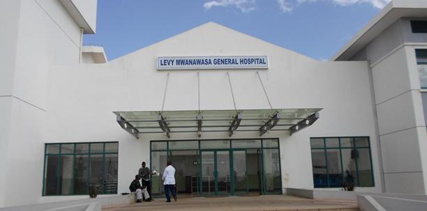 hospitals in Zambia
