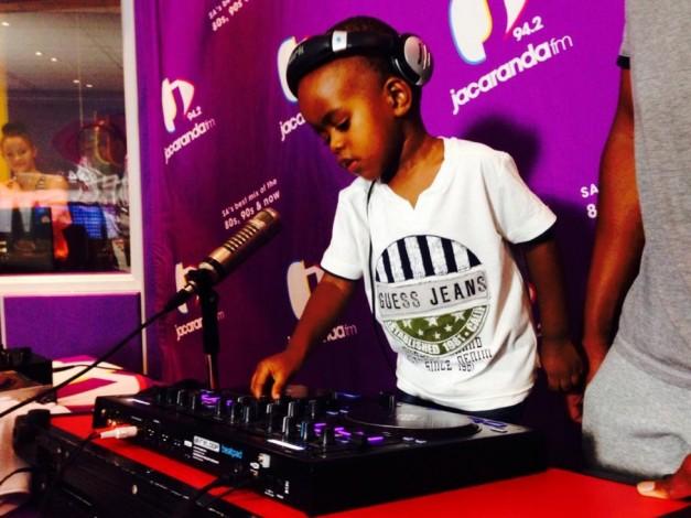 DJ Oratilwe Hlongwane