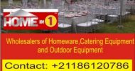 Home in 1 – The best catering and event managment supplier