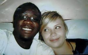 Mwaba with Julia
