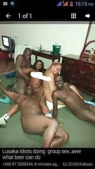 Zambian Porn 121