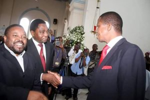 Lungu, HH Handshake