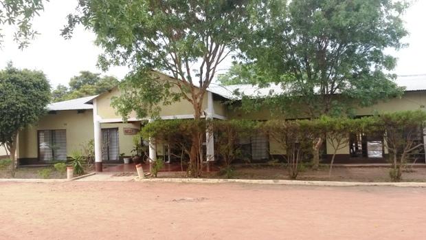 Mukabanji Lodge