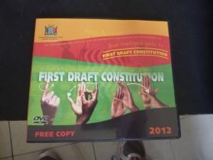 Constutition draft