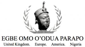 Egbe Omo O'odua Parapo Logo