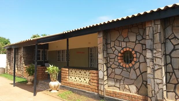 Mweka lodge