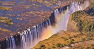 Victoria Falls records 61, 000 visitations in 6 months
