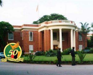 Zambia Statehouse