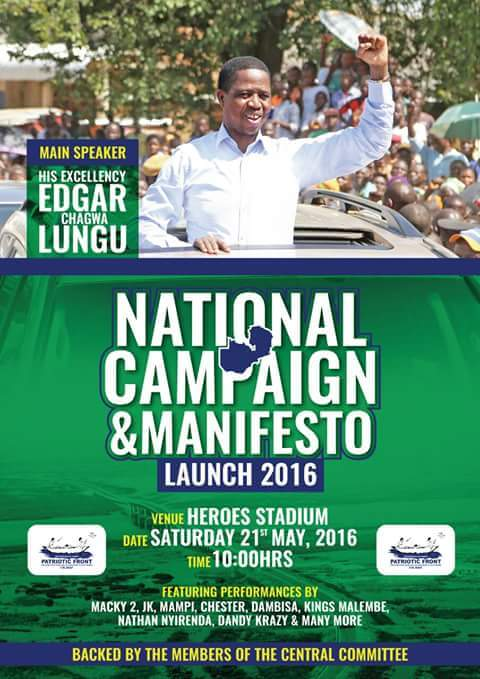 Campaign banner launch
