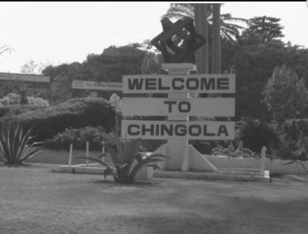 Chingola town