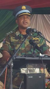 Lt Gen Chimese