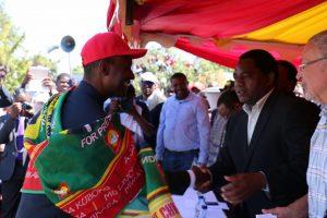 HH welcomes Mulenga