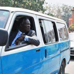 PF founder Michael Sata