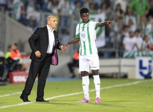 """""""La Liga expresses its regret at the death of Patrick Ekeng and sends its condolences to his loved ones."""""""