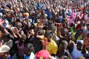 Lufwanyama residents