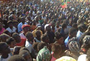 GBM Mwense rally