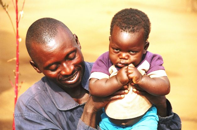 FatherwithBaby