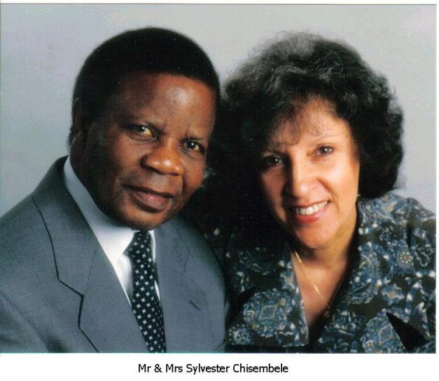 Mr & Mrs S Chisembele