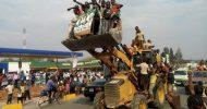 Photos: Celebrations for Lungu's election
