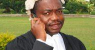 Judiciary slaps indefinite suspension on anti-Lungu's third term lawyer Sangwa