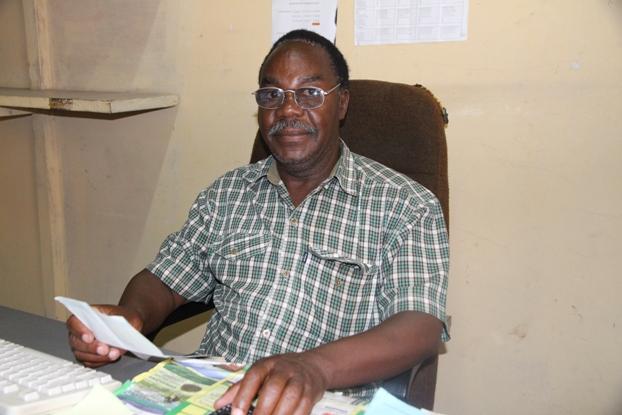 College Executive Director Mr. Hamaamba