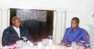 Lungu's Ally Museveni goes door to door for tax rent registration