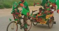 In pictures: Zambia celebrates AFCON Title