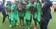 Zesco United close in on league title