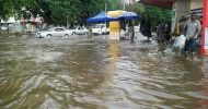 Heavy rains kills one, leave 20 families homeless