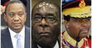 Top 10 Richest Presidents in Africa 2017