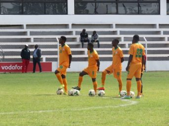 Video: Chipolopolo intensify Cosafa training