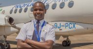 Feature: Capt. Dalitso Phiri's passionate pursuit of aviation