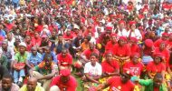Police arrest 27 UPND members for unlawful assembly