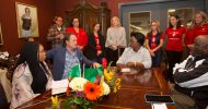 Project C.U.R.E hosts First Lady to support delivery of medical relief