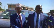 Somali community in Zambia donates towards the fight against Cholera