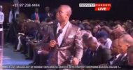 Live: God is giving you another chance… RECIEVE!-Bushiri