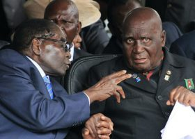 Mugabe implicates KK in Gugurahundi