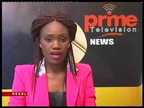 Live: Prime TV main News at 19:30
