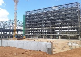 PSPF's US$72m Long Acres Mall takes shape