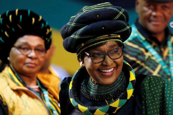 Live: Funeral of Mama Winnie Madikizela-Mandela