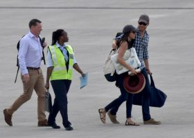 Prince Harry and Meghan Markle's holiday boast tourism in Zambia