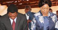 Hakainde Hichilema's prayer for Zambia