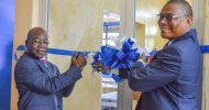 Stanbic hands over new-look children's ward to UTH