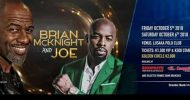 R&B legends Joe Thomas and Brian McKnight headline this year's Stanbic Music Festival