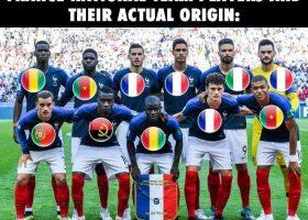 Trending: France – Africa United Team
