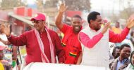 Live: HH campaigning for UPND mayoral candidate Kangwa Chileshe in Mandevu