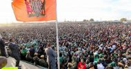Live: Lungu campaigning in Chawama